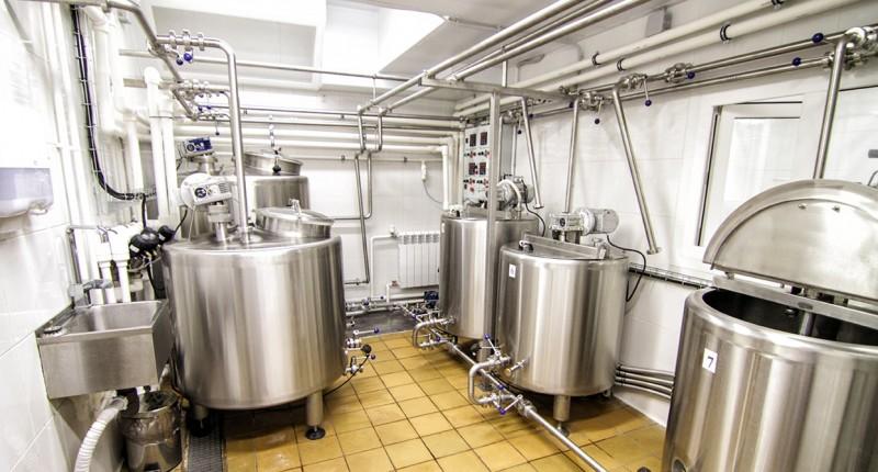 В 2021 году в Кузбассе начнут производить безлактозное молочное питание