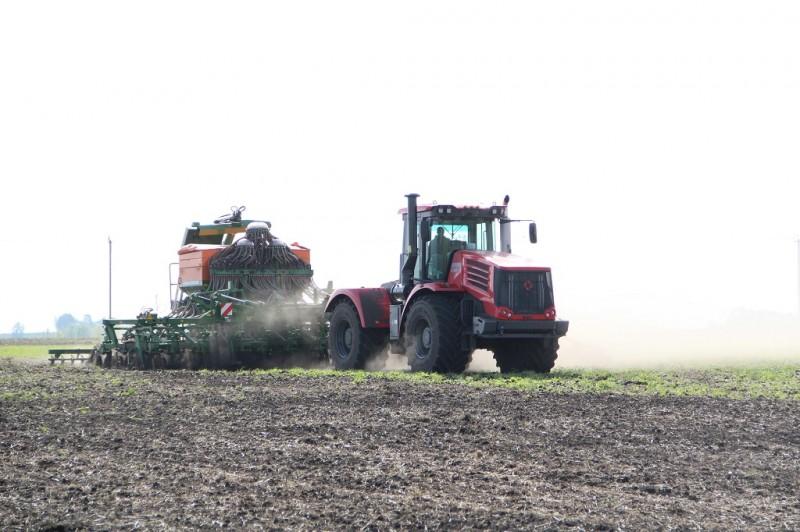 В Кузбассе кпосевной кампании присоединяются все больше хозяйств